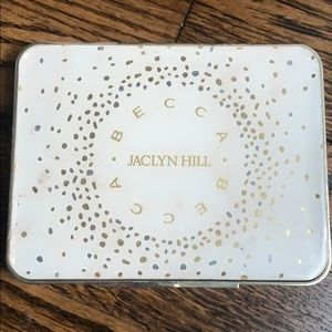 Becca and Jaclyn Hill Champaign Face Palette